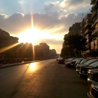 Photo taken at Moustafa El-Nahas St. by Omar A. on 7/22/2017