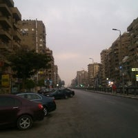 Photo taken at Moustafa El-Nahas St. by Omar A. on 7/17/2017