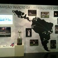 Foto tirada no(a) Memorial do Corinthians por Thamires C. em 10/18/2012