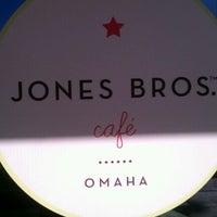 Photo taken at Jones Bros. Cupcakes by Jaidenne W. on 9/22/2012