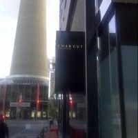 Photo taken at CHARCUT Roast House by Dan E. on 10/5/2012