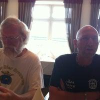 Photo taken at Hotel Waldschlösschen Schleswig by Gerrit W. on 6/21/2013
