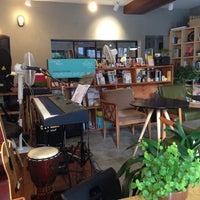 Photo taken at ADMHaus Café by Eunhye L. on 9/19/2013