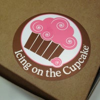 Photo taken at Icing on the Cupcake by Leslie F. on 8/18/2013