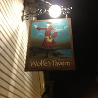 Photo taken at Wolfe's Tavern by Ryan C. on 1/20/2013