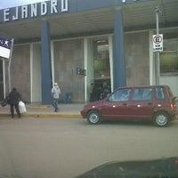 Photo taken at Alejandro Velasco Astete International Airport (CUZ) by Joel M. on 6/23/2013