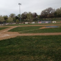 Photo taken at Monument Little League by Tania C. on 4/16/2014