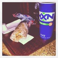 Photo taken at Fresh MXN Food by Ernest D. on 11/22/2012