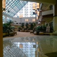 Photo taken at DoubleTree by Hilton Hotel Orlando Airport by Carol M. on 7/26/2013
