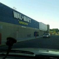 Photo taken at Walmart Supercenter by Carol M. on 10/20/2012