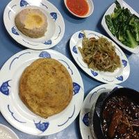 Photo taken at Koh Za Lang Taiwan Porridge by Mike on 3/29/2014