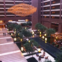 Photo taken at Hilton Anatole by Alexandre on 1/27/2013