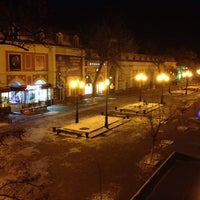 Photo taken at гостиница Ейск by Игорь Х. on 12/4/2014