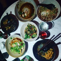 Photo taken at Chinese Tuxedo by Nihal M. on 12/6/2016