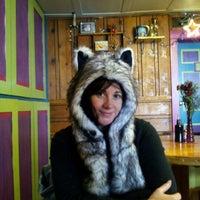 Photo taken at Sierra Hot Springs Resort & Retreat by Sarah C. on 12/23/2012