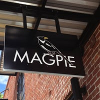 Photo taken at Magpie Cafe by Sarah C. on 4/15/2013