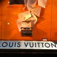 Photo taken at Louis Vuitton by Frantik on 2/6/2013