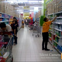 Photo taken at Carrefour by liefde a. on 6/21/2013