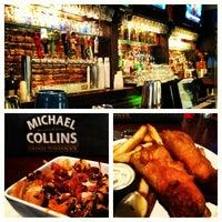 Photo taken at Stout Irish Sports Pub by Justin M. on 5/14/2013