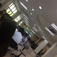 Photo taken at FEU Electronic Library by Queenie A. on 3/22/2017