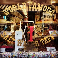 Photo taken at Carousel Candies by Sean R. on 1/8/2013