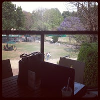 Photo taken at Café Punta del Cielo by Veronica on 5/2/2013