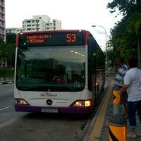 Photo taken at SBS Transit: Bus 53 by Koh W. on 6/18/2014