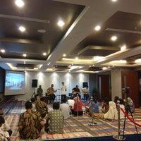 Photo taken at Indonesia Eximbank | Lembaga Pembiayaan Ekspor Indonesia by Candy A. on 7/17/2014