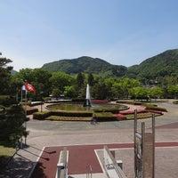 Photo taken at Jōyama Park by hidenori a. on 5/11/2015