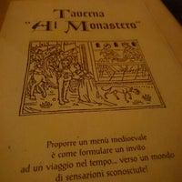 8/22/2015에 Stefano M.님이 Ristorante Al Monastero에서 찍은 사진