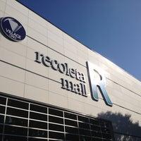 Foto tirada no(a) Recoleta Mall por Iván Calles em 6/10/2013