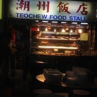 Photo taken at Bukit Merah Central Food Centre by Doris T. on 10/2/2012