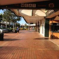 Photo taken at Rotorua Central Mall by Doris T. on 12/13/2013
