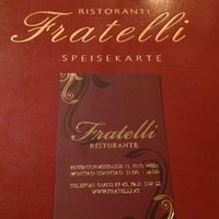 Photo taken at Dai Fratelli by Stephan Z. on 10/12/2017