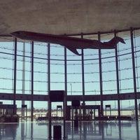 Photo taken at Terminal 2 by Liis S. on 8/4/2013