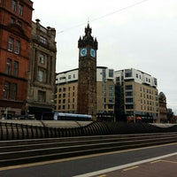 Photo taken at Glasgow Cross by Doreen Z. on 6/16/2015