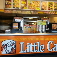 Photo taken at Little Caesars Pizza by Calvin G. on 2/23/2013