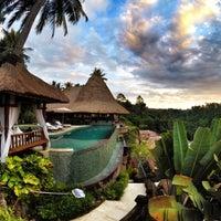 Photo taken at Viceroy Bali by Hristo B. on 4/13/2017