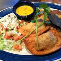 Photo taken at On The Border Mexican Grill & Cantina by Johnny M on 12/29/2012