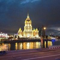Das Foto wurde bei Radisson Royal Hotel von Konstantin1153 am 9/7/2013 aufgenommen