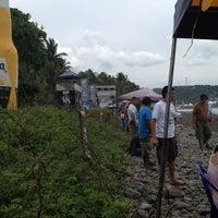 Photo taken at Punta Roca by Java M. on 7/13/2013