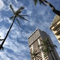 Photo taken at Coconut Waikiki Hotel by Allen C. on 5/6/2017