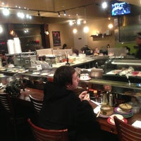 Photo taken at Sushi Me by Allen C. on 1/25/2013