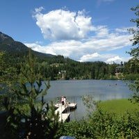 Photo taken at Nita Lake Lodge by Allen C. on 8/5/2013