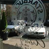 Photo taken at Starbucks by Allen C. on 4/21/2013