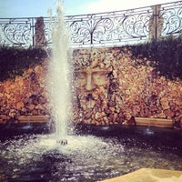 Photo taken at Del Dotto Vineyards by Brian C. on 8/18/2013