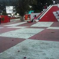 Photo taken at Parque de La Loma by Mapachyta on 3/24/2013