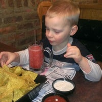 Photo taken at Tumbleweed Tex Mex Grill by Aaron K. on 2/10/2013