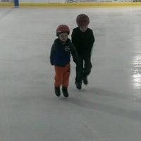 Photo taken at Lou & Gib Reese Ice Arena by Aaron K. on 4/13/2013