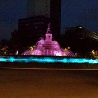 Photo taken at La Flechadora de Estrellas del Norte (La Diana Cazadora) by aLeCzm on 7/8/2013
